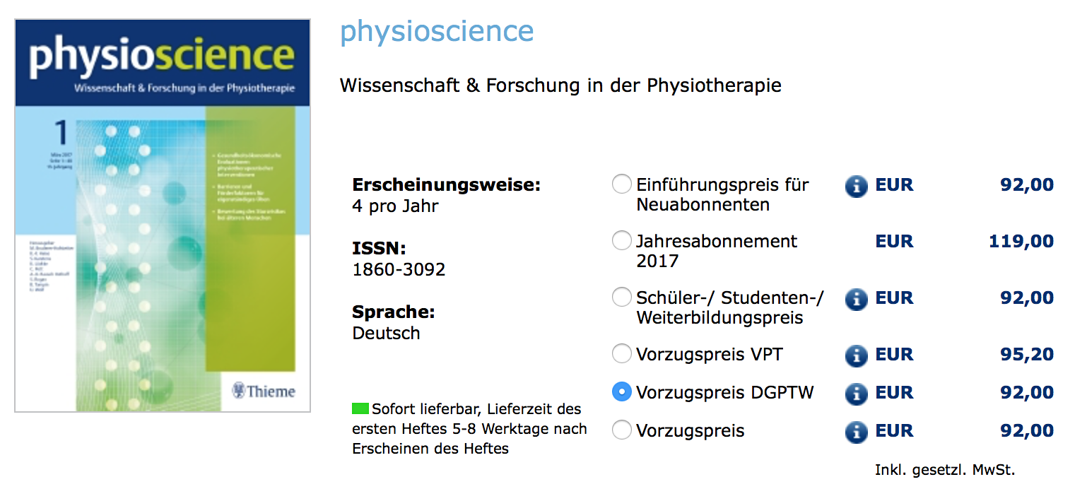 physioscience